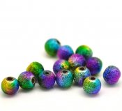 Stardust multicolour 6 mm 10 st