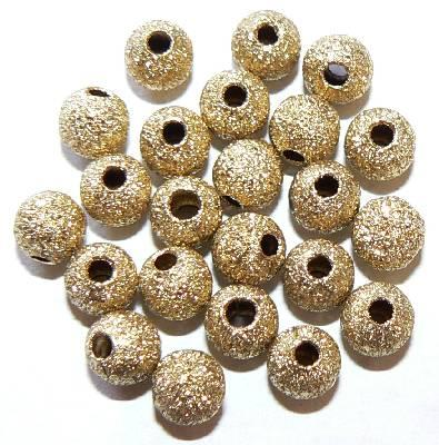 Stardust brass 4 mm 20 st